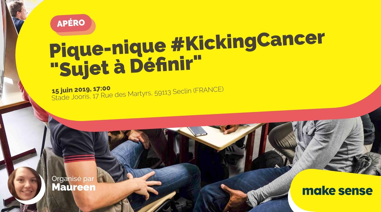Image de l'événement : Pique-nique #KickingCancer
