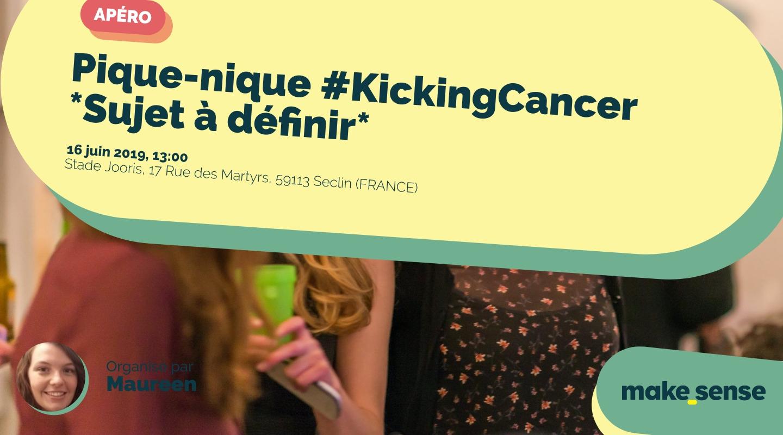 Image de l'événement : Pique-nique #KickingCancer *Sujet à définir*