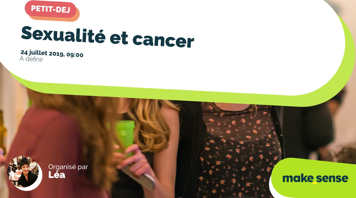Image of the event : Sexualité et cancer