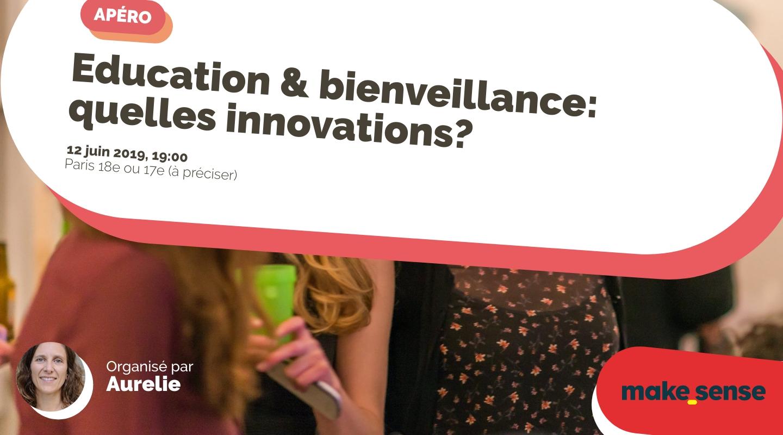 Image de l'événement : Education & bienveillance: quelles innovations?