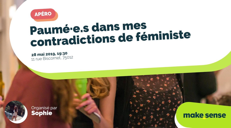 Image de l'événement : Paumé·e.s dans mes contradictions de féministe
