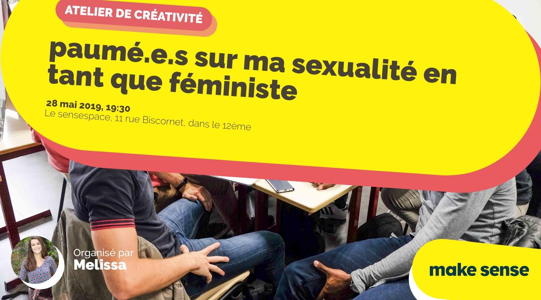Image de l'événement : paumé.e.s sur ma sexualité en tant que féministe