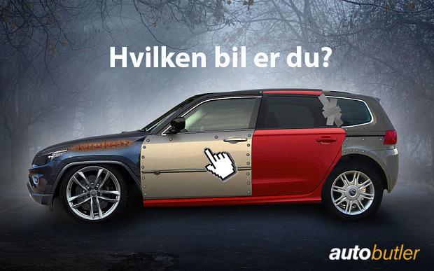 Hvilken bil er du?