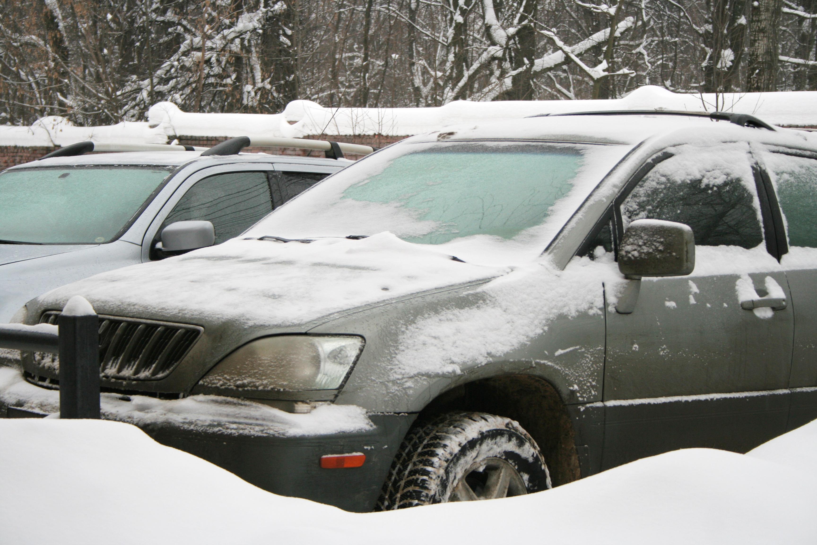 Gør bilen vinterklar