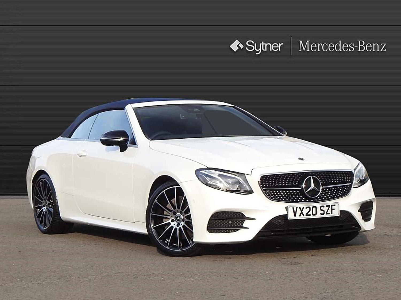 Mercedes-Benz E Class E220d AMG Line Premium 2dr 9G-Tronic