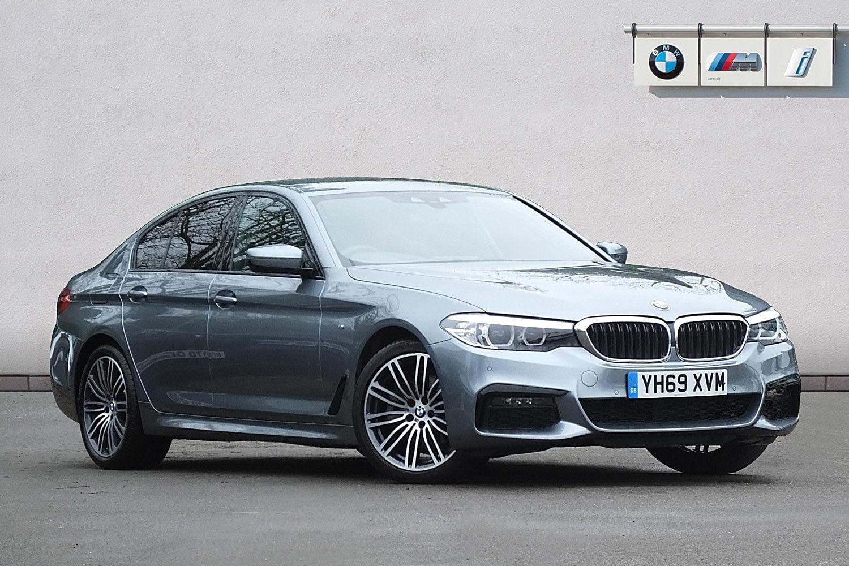 BMW 5 Series 520i M Sport [Plus pack] 4dr Auto