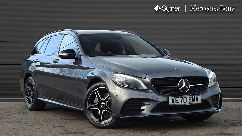 Mercedes-Benz C Class C300e AMG Line Night Edition Premium 5dr 9G-Tronic