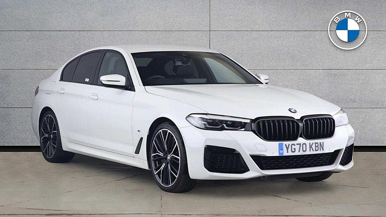 BMW 5 Series 520d M Sport 4dr Auto [Tech/Pro Pack]