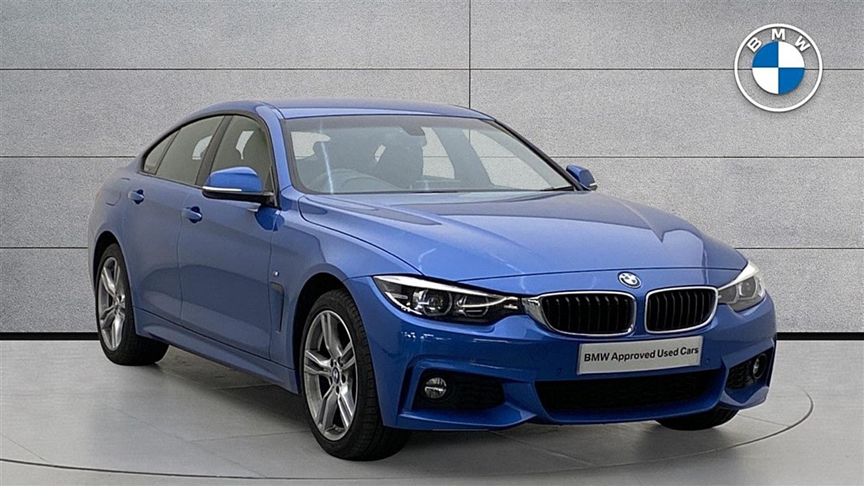 BMW 4 Series 420i xDrive M Sport 5dr Auto [Professional Media]
