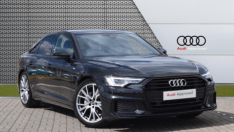 Audi A6 40 TDI Black Edition 4dr S Tronic