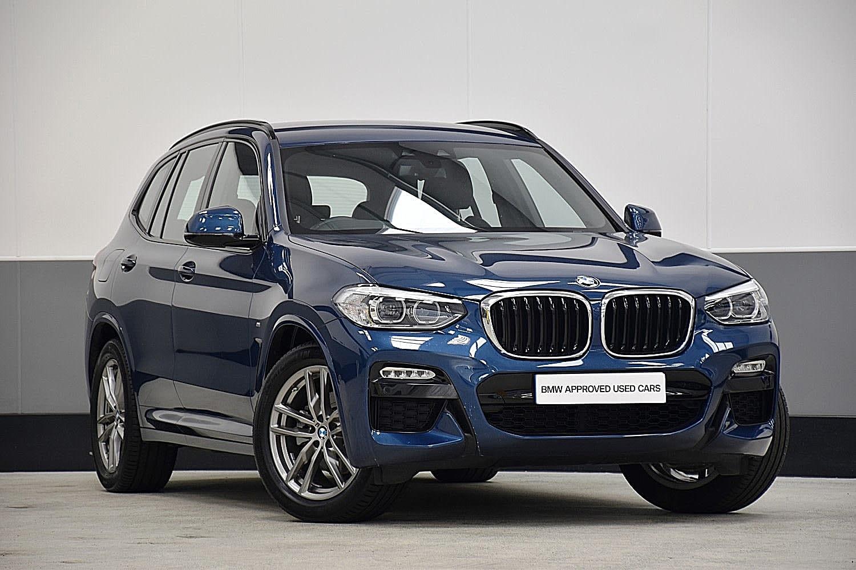 BMW X3 xDrive20i M Sport 5dr Step Auto
