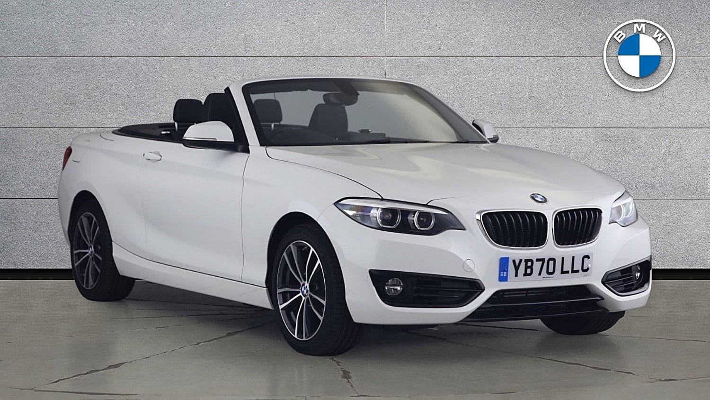BMW 2 Series 218i Sport 2dr [Nav] Step Auto