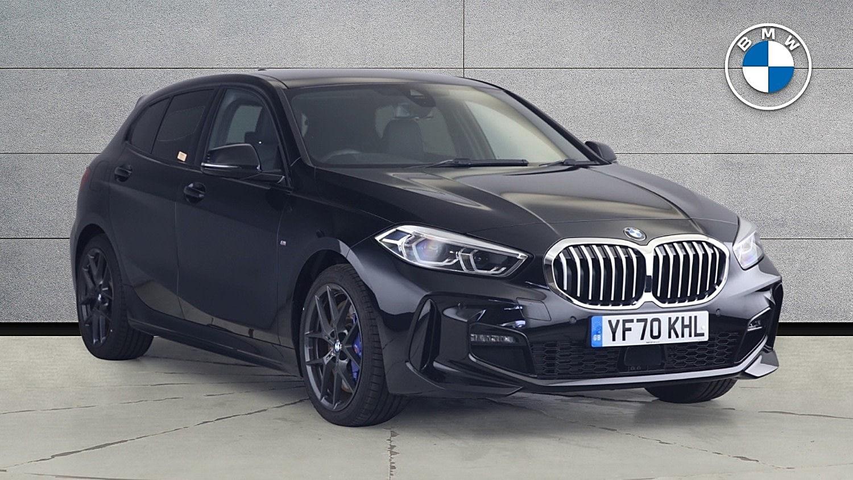 BMW 1 Series 116d M Sport 5dr Step Auto [Pro Pack]