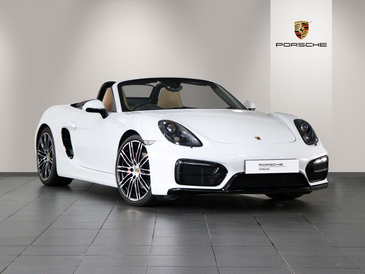 Boxster (981) GTS
