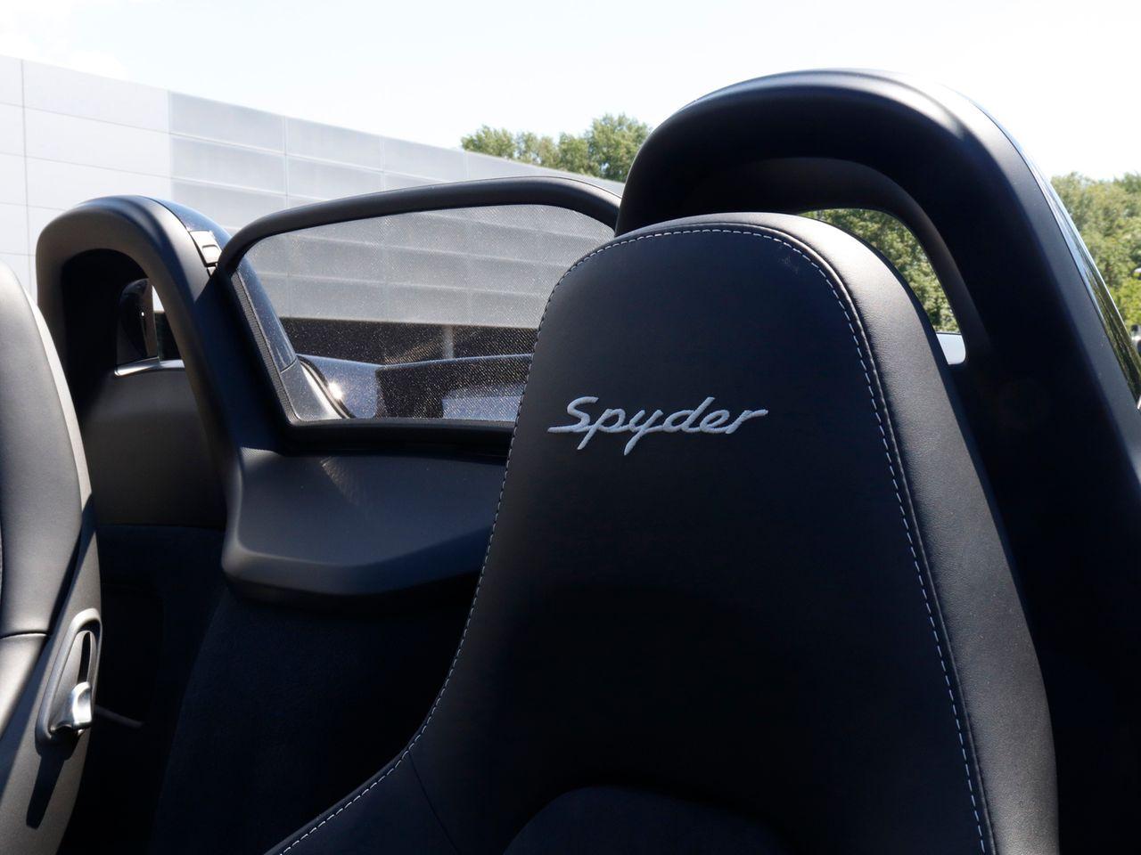Boxster (981) SPYDER (1) image 08