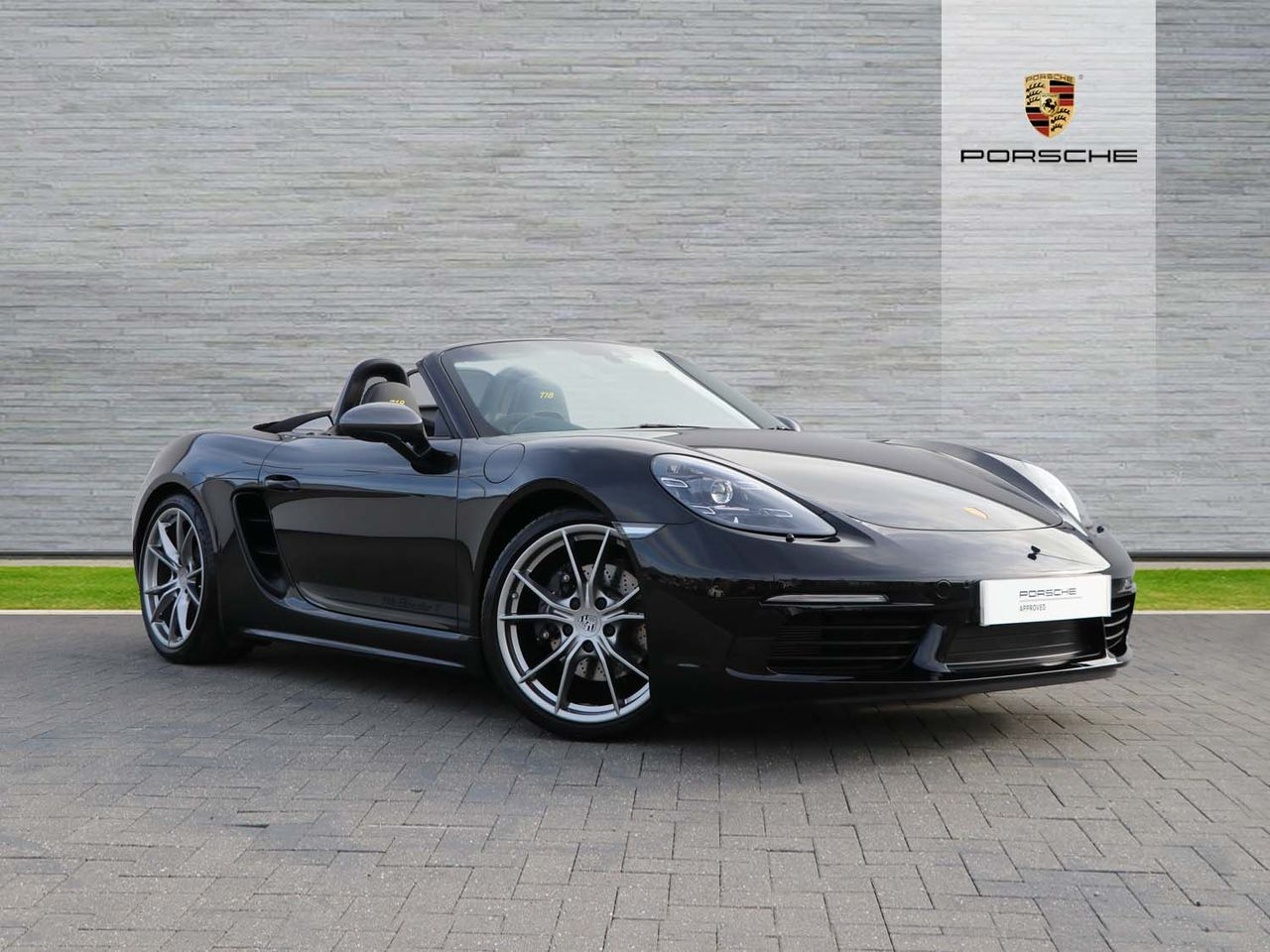 718 (982) BOXSTER T PDK