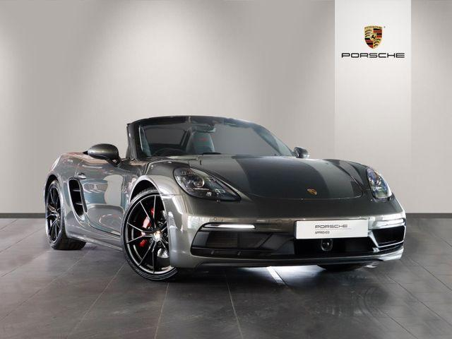 718 (982) BOXSTER GTS image 01
