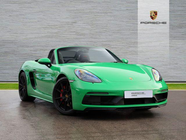 718 (982) BOXSTER GTS