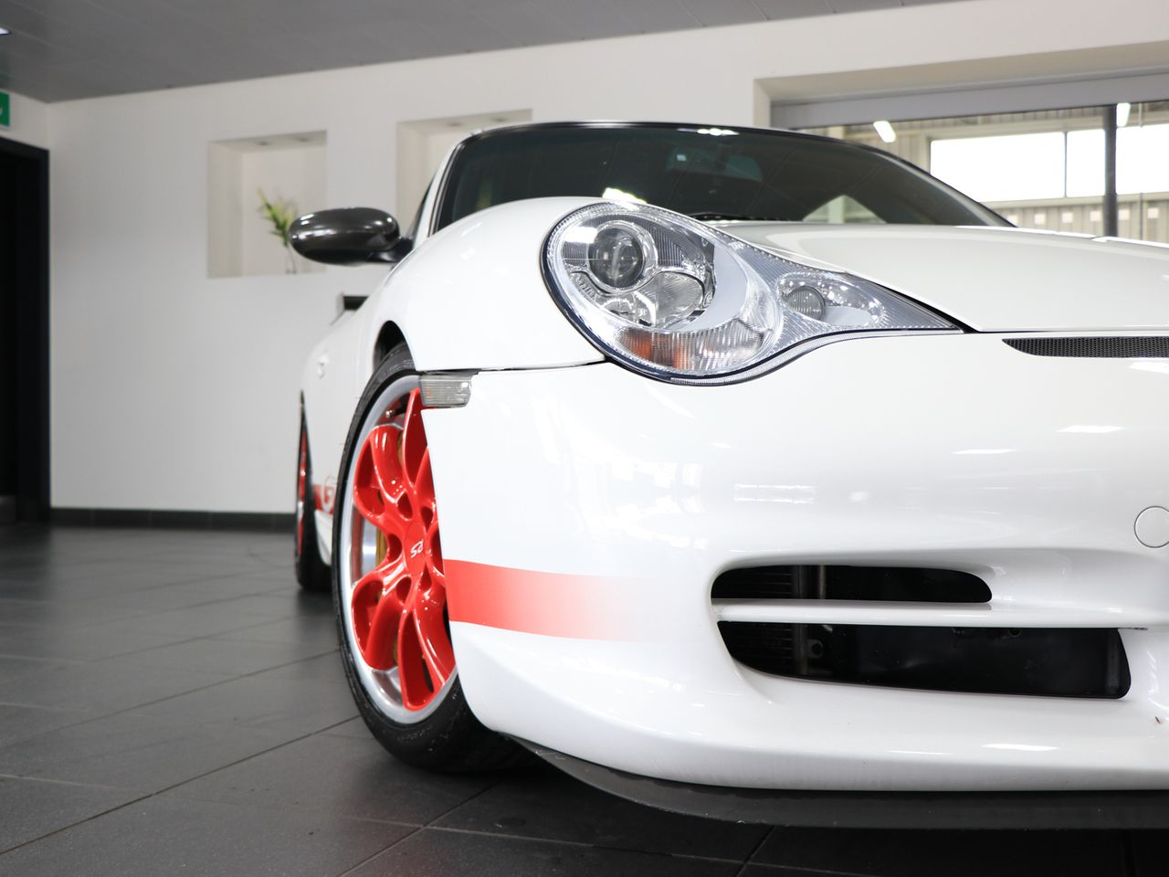 911 (996) GT3 RS image 38