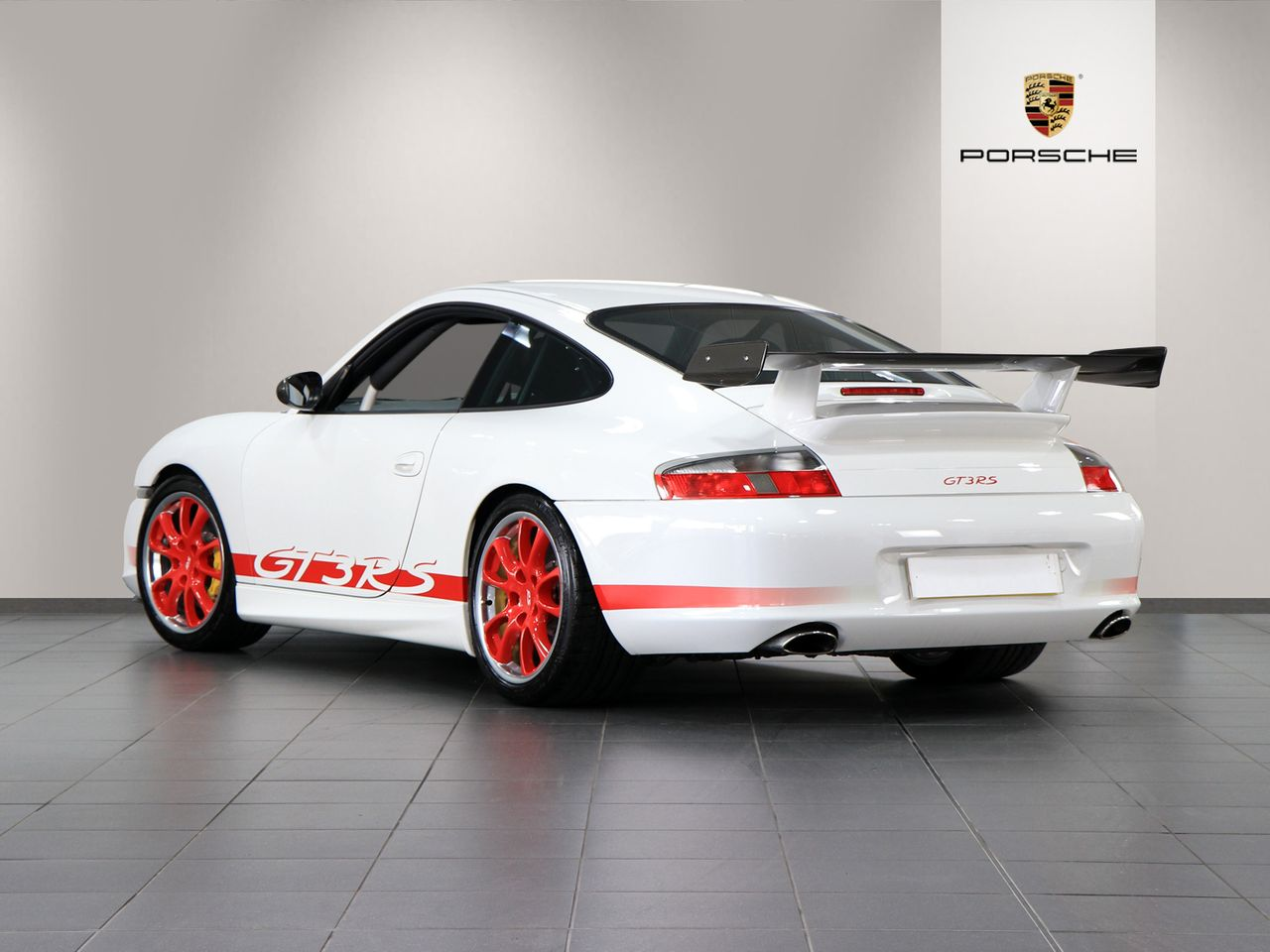 911 (996) GT3 RS image 02