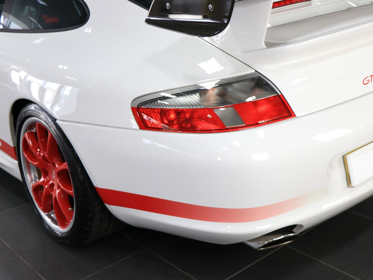 911 (996) GT3 RS image 44