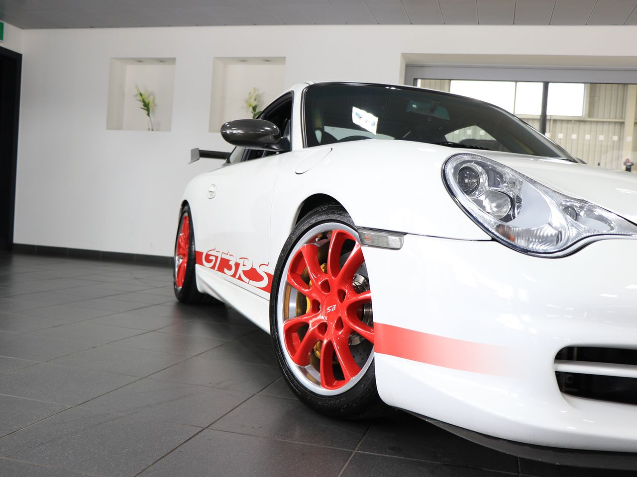 911 (996) GT3 RS image 37