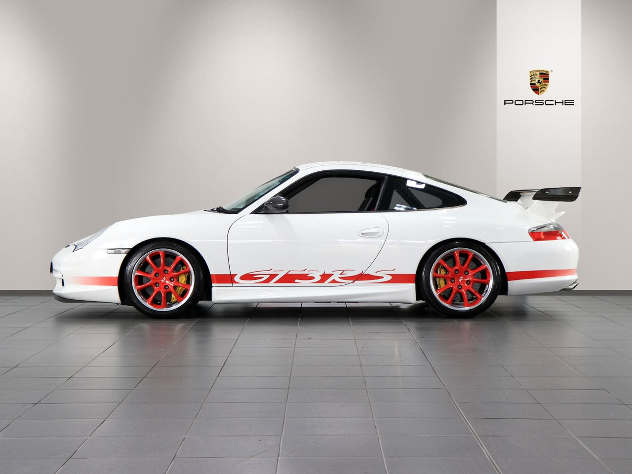 911 (996) GT3 RS image 05