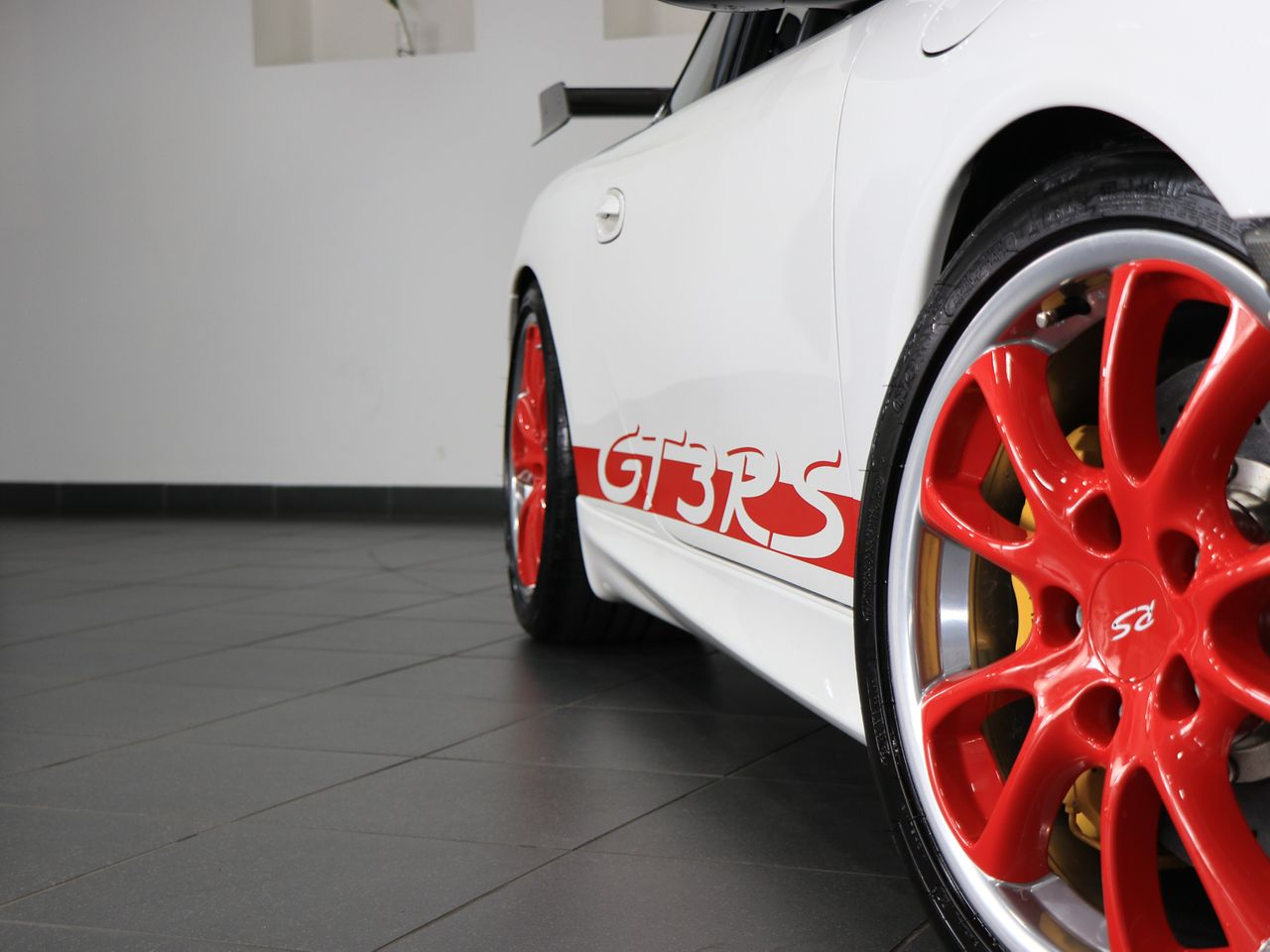 911 (996) GT3 RS image 28