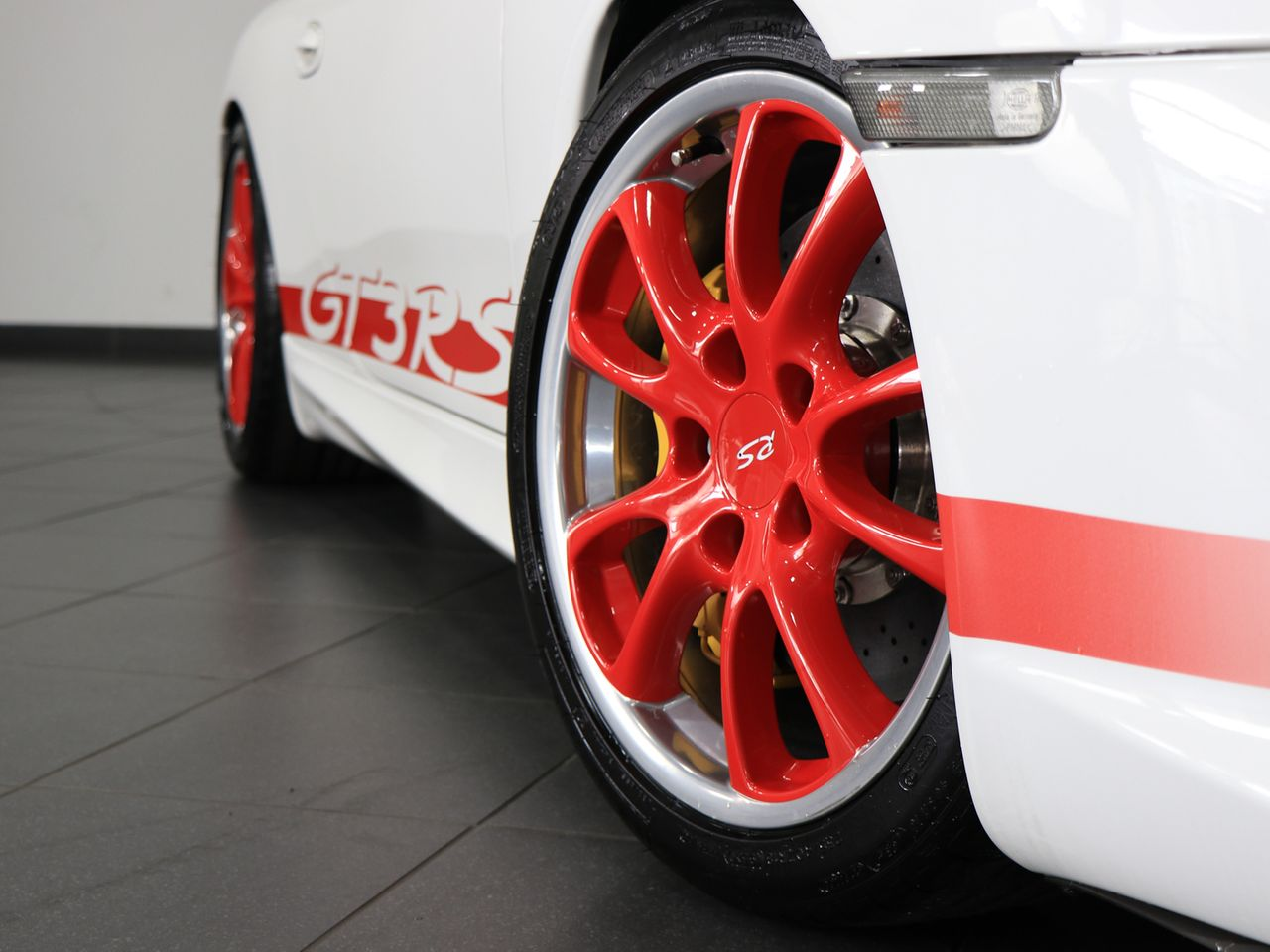911 (996) GT3 RS image 27