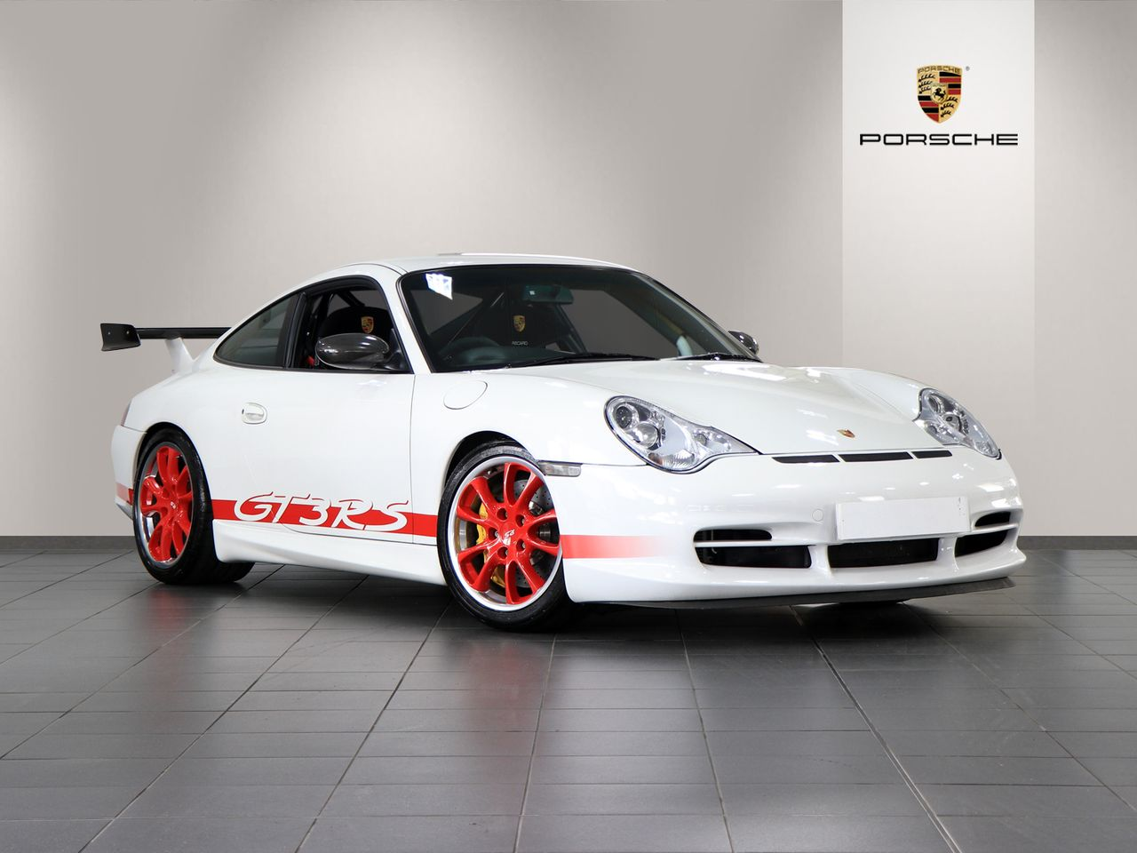 911 (996) GT3 RS