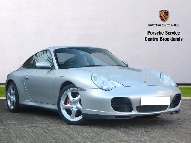 911 (996) CARRERA 4 S