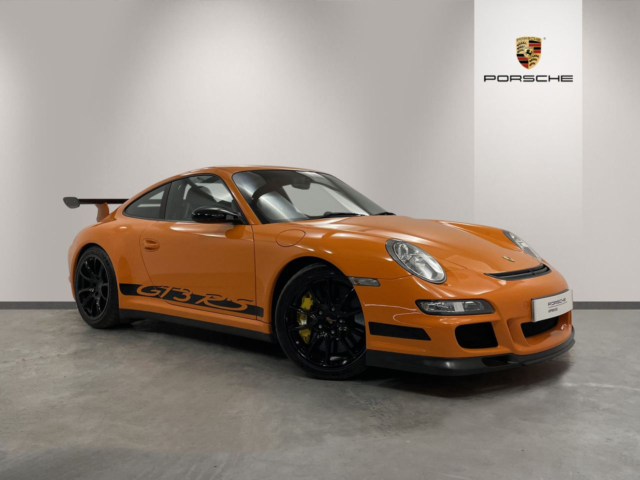 911 (997) GT3 RS