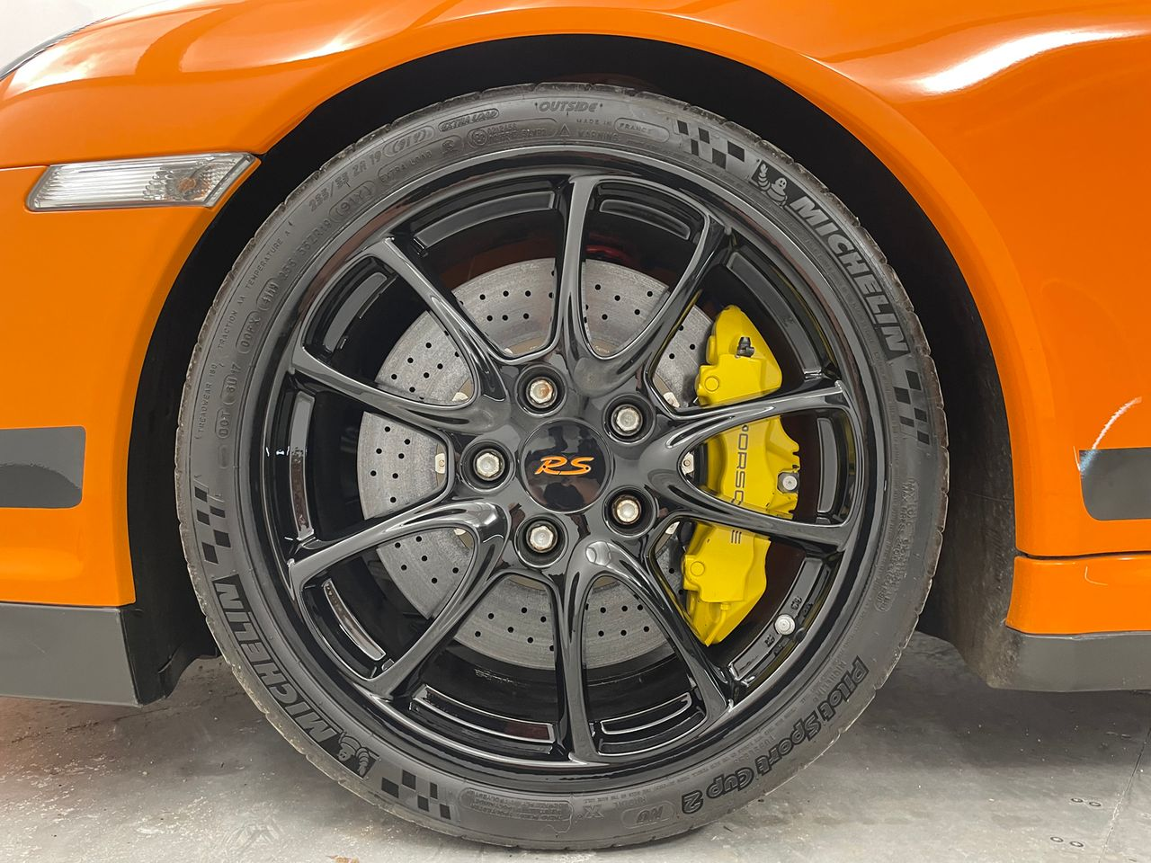 911 (997) GT3 RS image 04