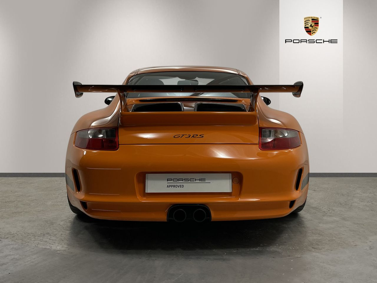911 (997) GT3 RS image 07
