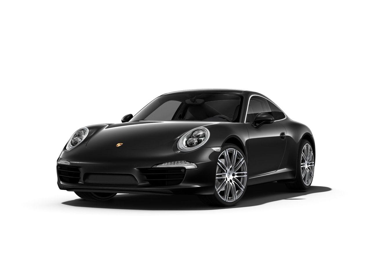 911 (991) CARRERA BLACK EDITION PDK