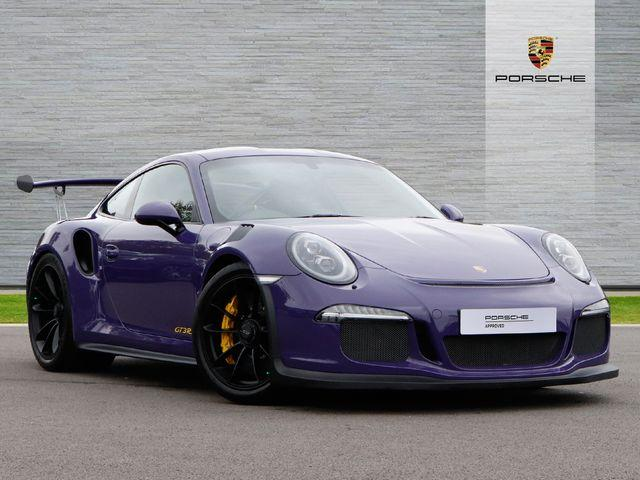 911 (991) GT3 RS PDK