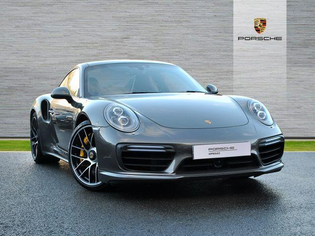 911 (991) TURBO S PDK