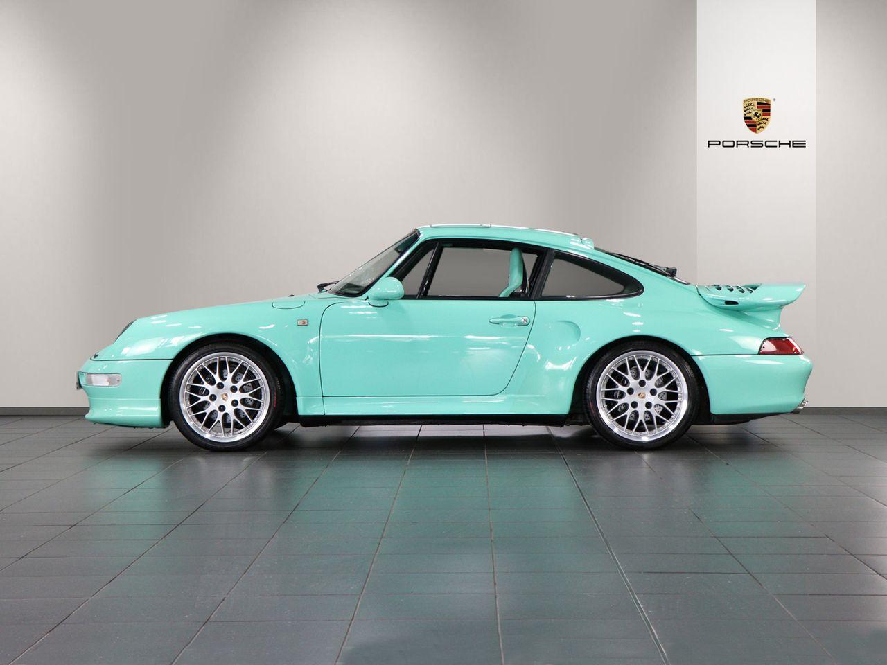 911 (993) CARRERA TIPTRONIC S image 05