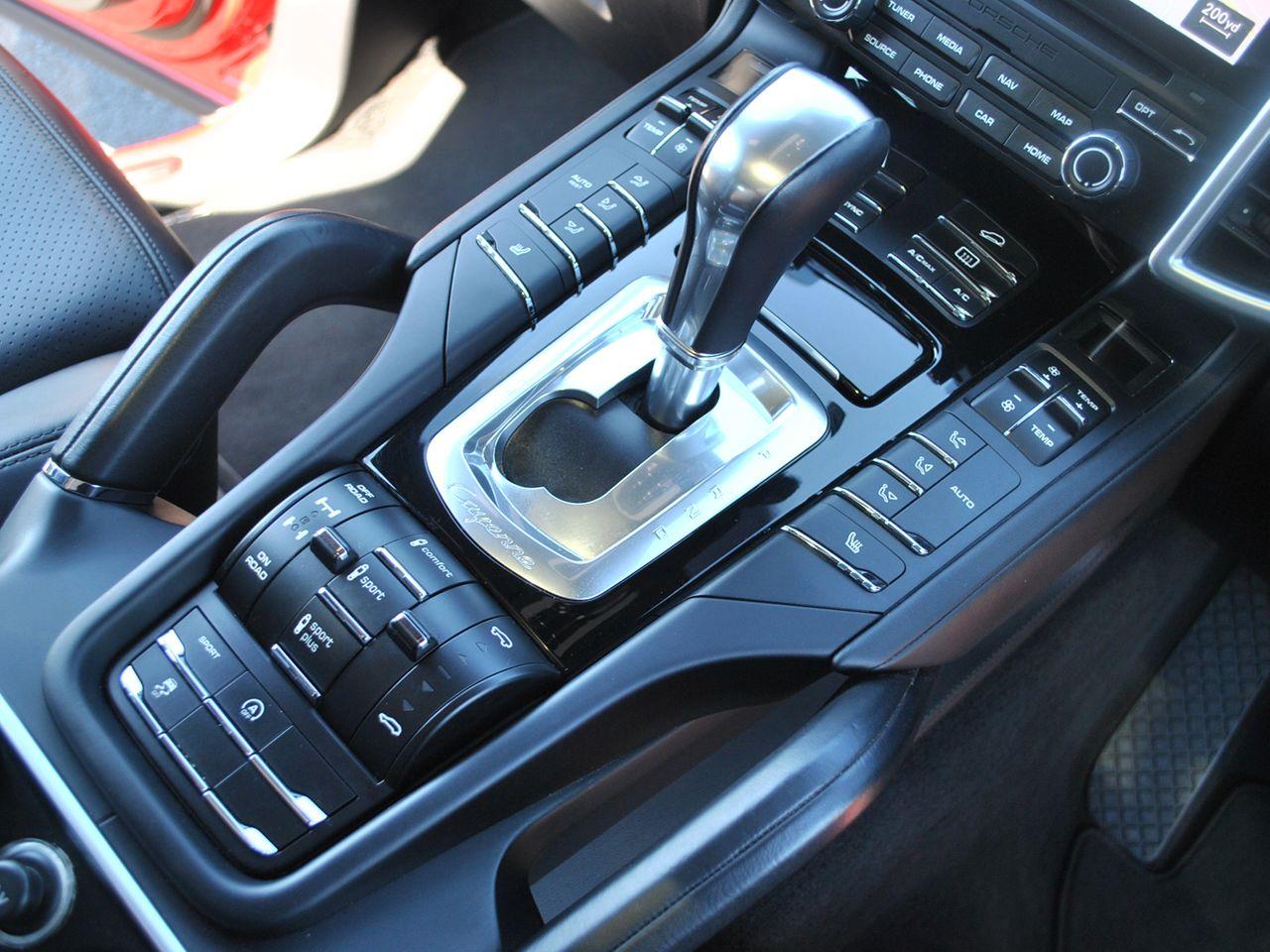 Cayenne D V6 TIPTRONIC S (23) image 14