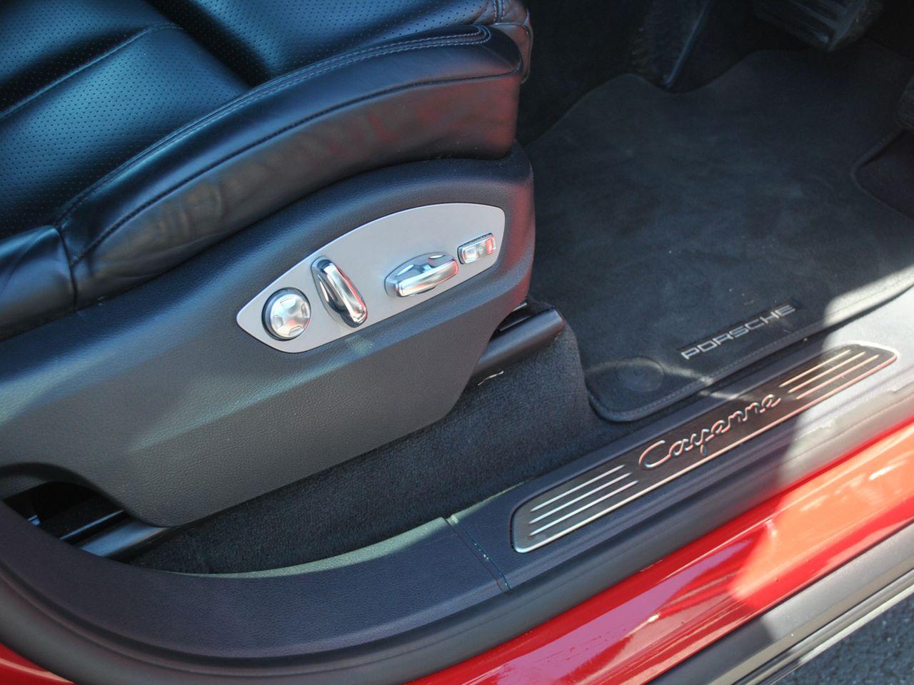Cayenne D V6 TIPTRONIC S (23) image 12