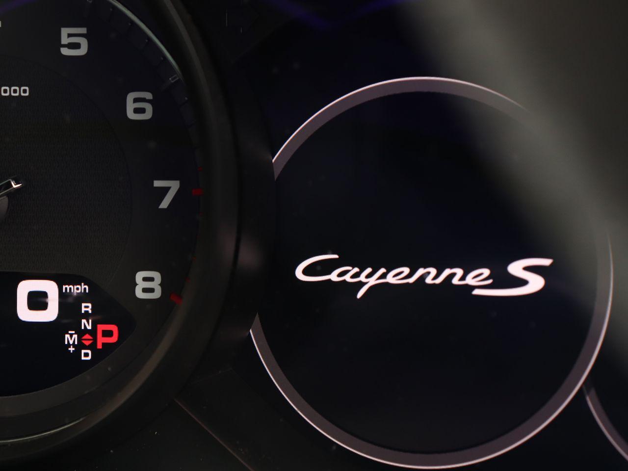 Cayenne V6 S TIPTRONIC (21) image 22
