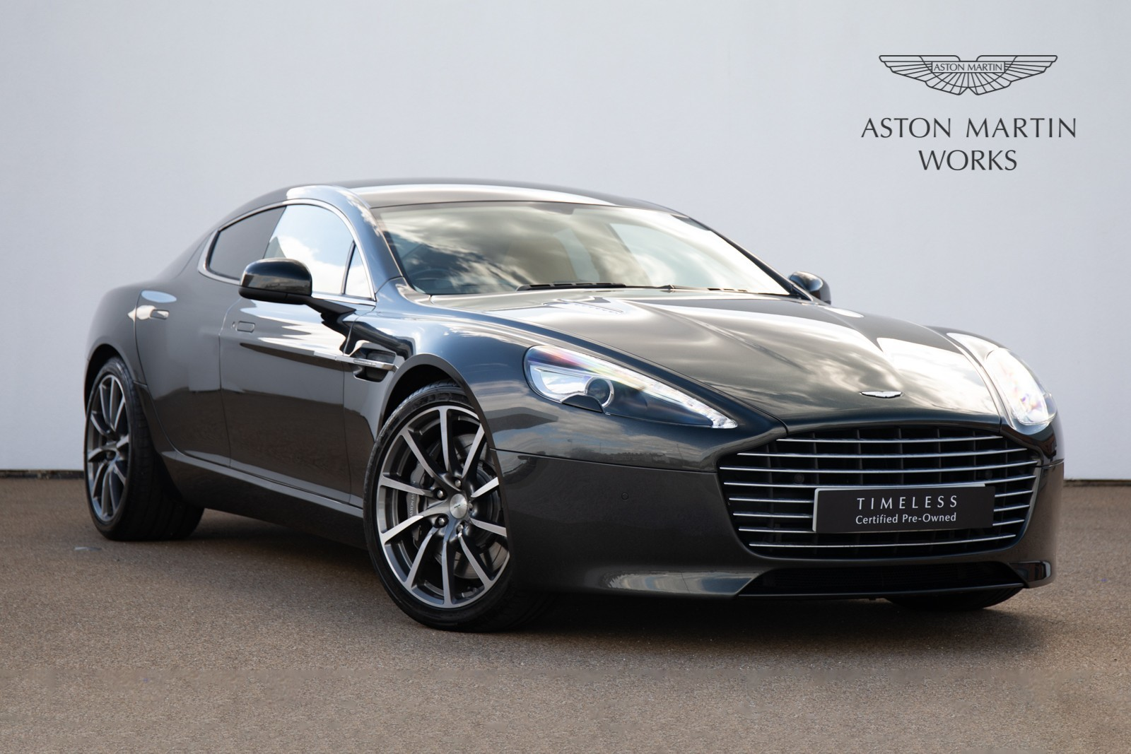 Aston Martin Rapide S Coupe Ceramic Grey Scfhldbs0ggf05218 Used Cars For Sale Aston Martin Works