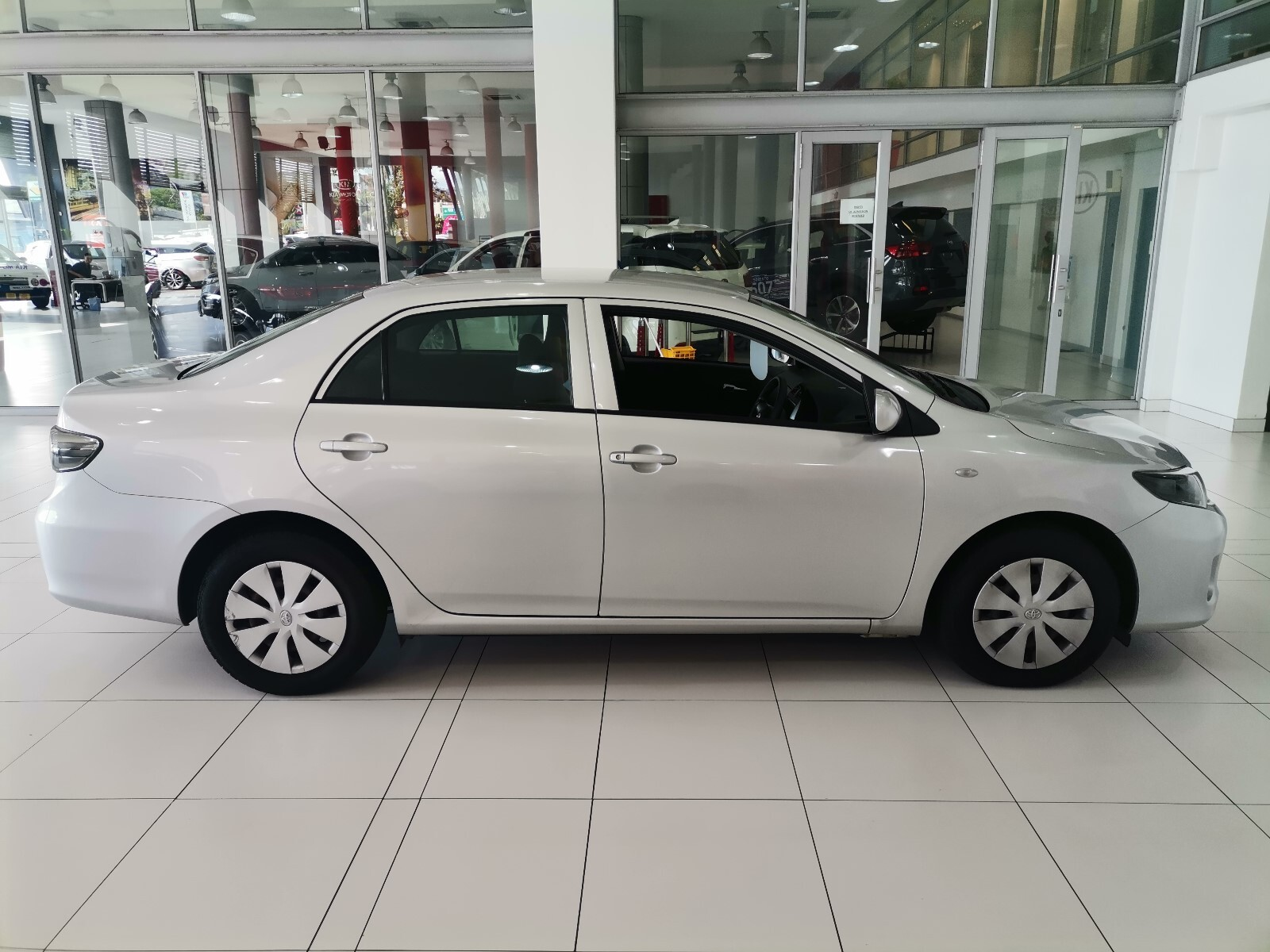 TOYOTA QUEST 1.6 A/T Pinetown 2310406