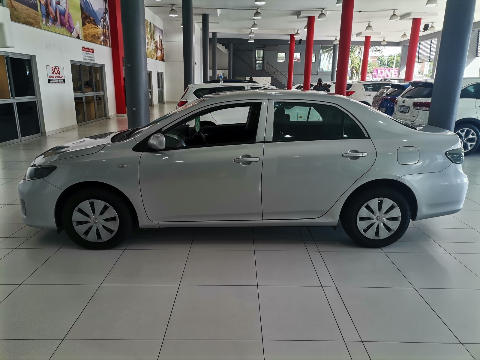 TOYOTA QUEST 1.6 A/T Pinetown 5310406