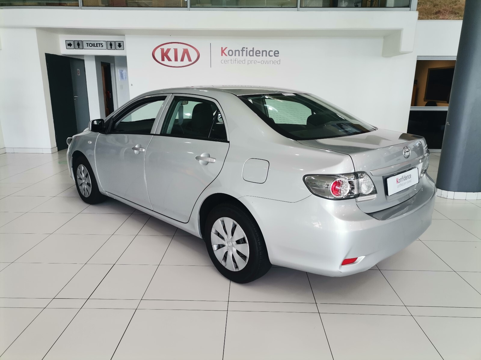 TOYOTA QUEST 1.6 A/T Pinetown 7310406