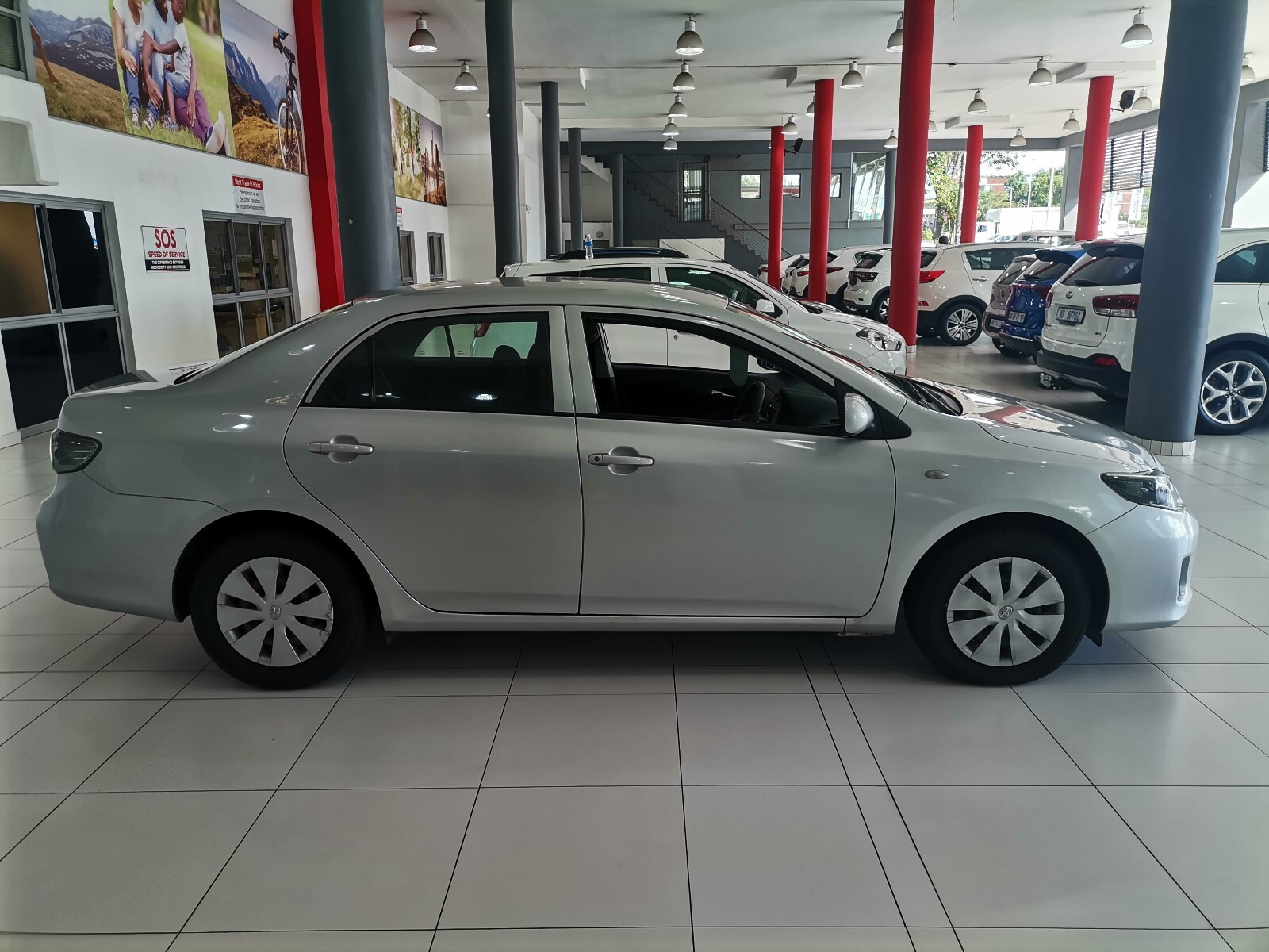 TOYOTA QUEST 1.6 A/T Pinetown 4310406