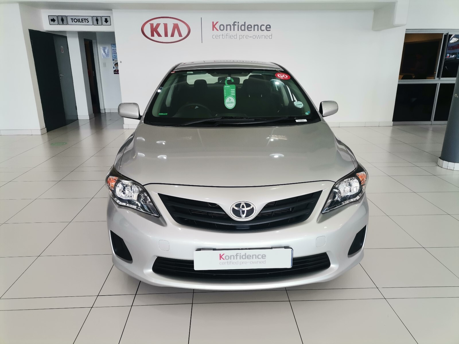 TOYOTA QUEST 1.6 A/T Pinetown 1310406