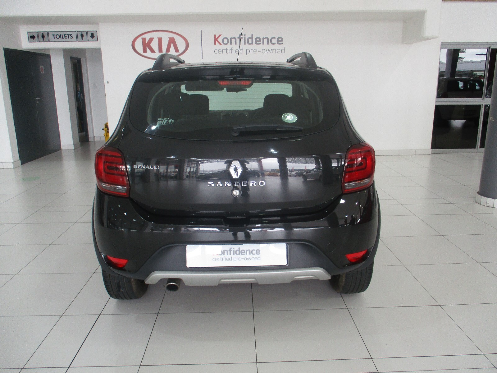 RENAULT 900T STEPWAY EXPRESSION Pinetown 6331231