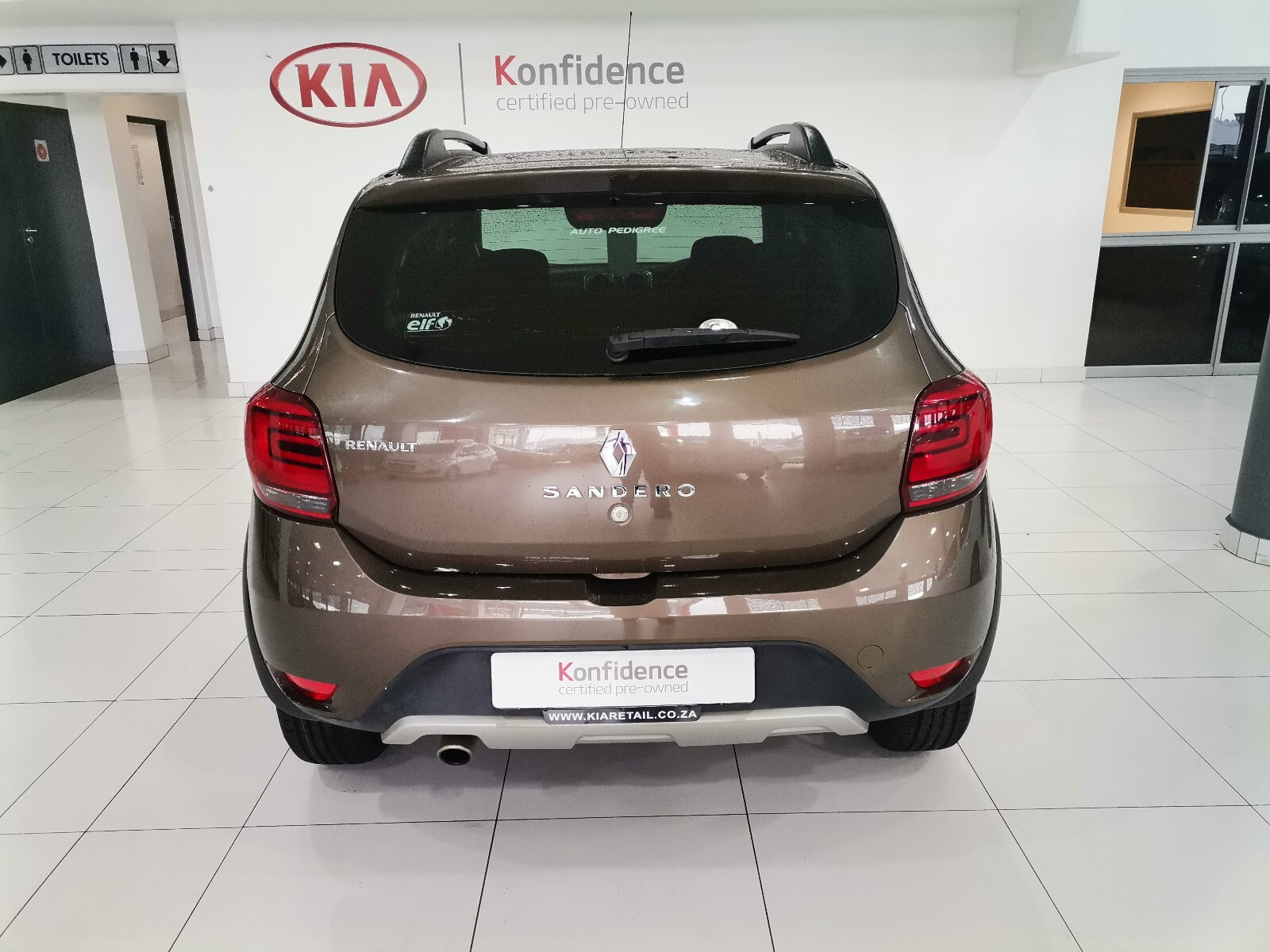 RENAULT 900T STEPWAY EXPRESSION Pinetown 6307425