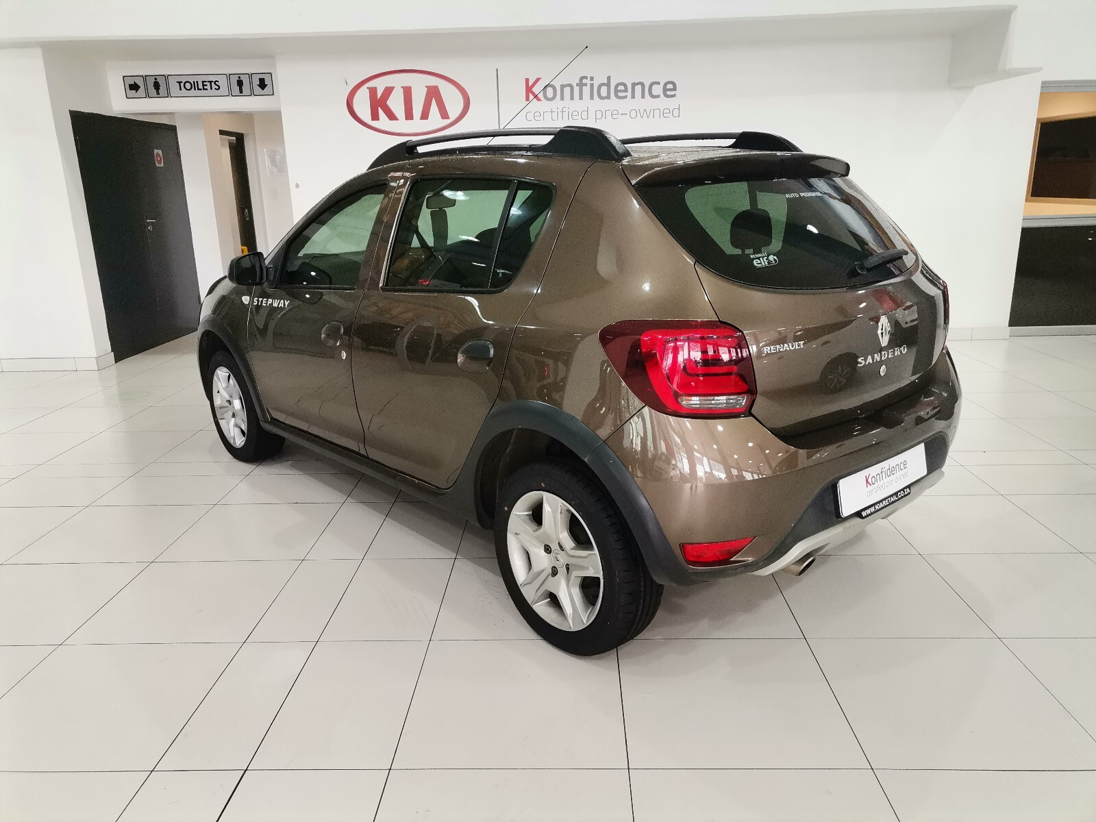 RENAULT 900T STEPWAY EXPRESSION Pinetown 7307425